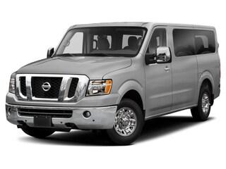 2019 Nissan Nv Passenger SL Full-size Passenger Van
