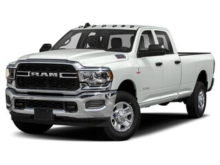 2019 Ram 2500 Big Horn Black Edition Truck Crew Cab
