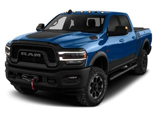 2019 Ram 2500 Power Wagon Truck Crew Cab