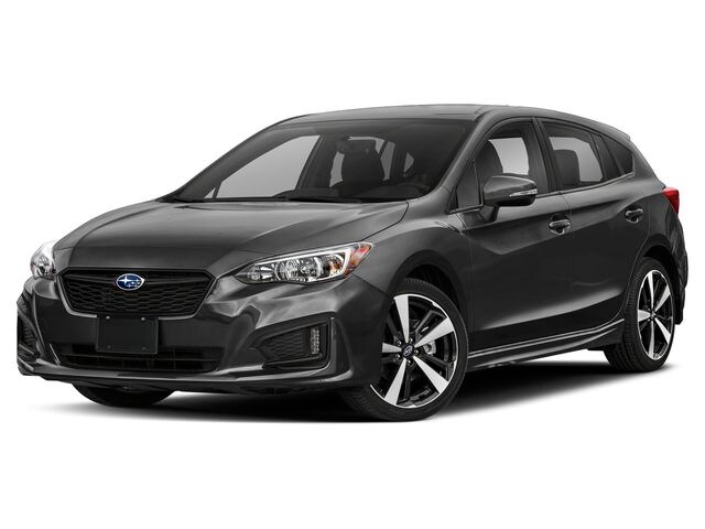 2019 Subaru Impreza SPORT-TECH 5-Door