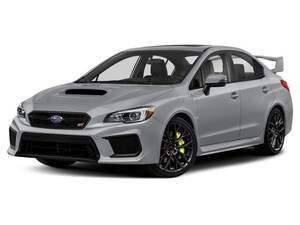 2019 Subaru WRX STI Limited Manual w/Wing Spoiler