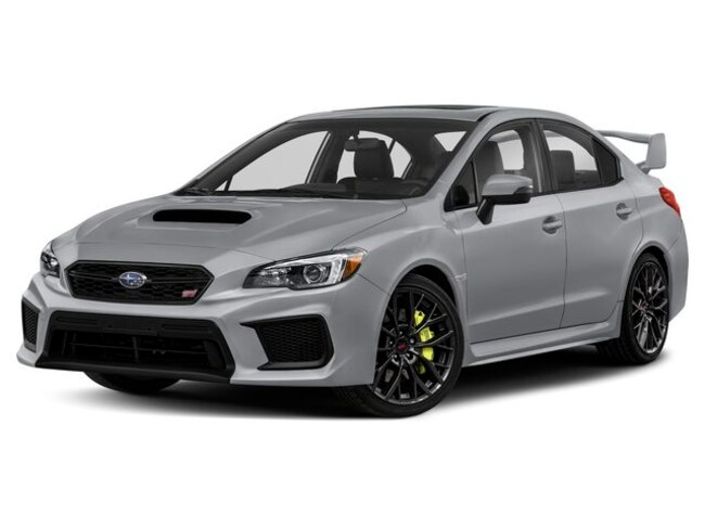 2019 Subaru WRX STI Limited Manual w/Wing Spoiler Car
