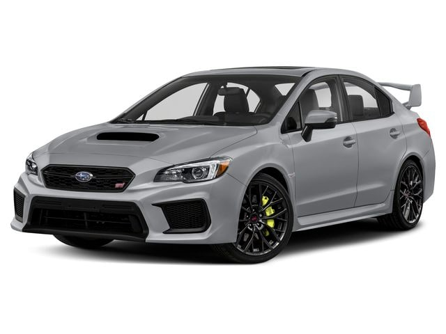 2019 Subaru WRX Sport-tech w/Wing Sedan