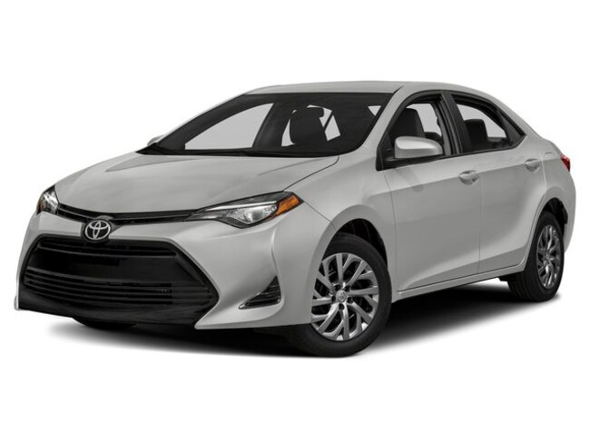 2019 Toyota Corolla LE CVT Sedan