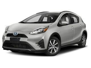 2019 Toyota Prius c Standard Package with Premium Paint Hatchback