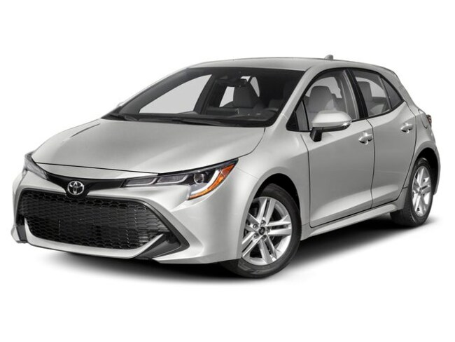 2019 Toyota Corolla Hatchback SE Upgrade Hatchback