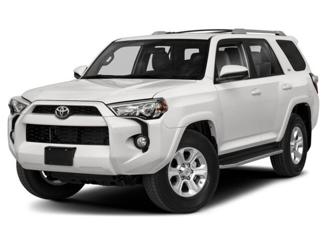 2019 Toyota 4Runner Limited Package 5-Passenger SUV