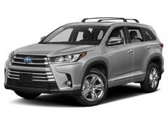 2019 Toyota Highlander Hybrid LIMITED AWD SUV