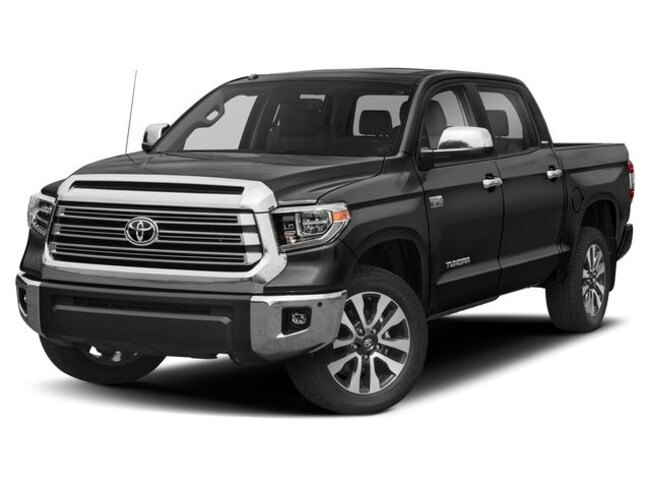 2019 Toyota Tundra TRD Sport Package Truck CrewMax