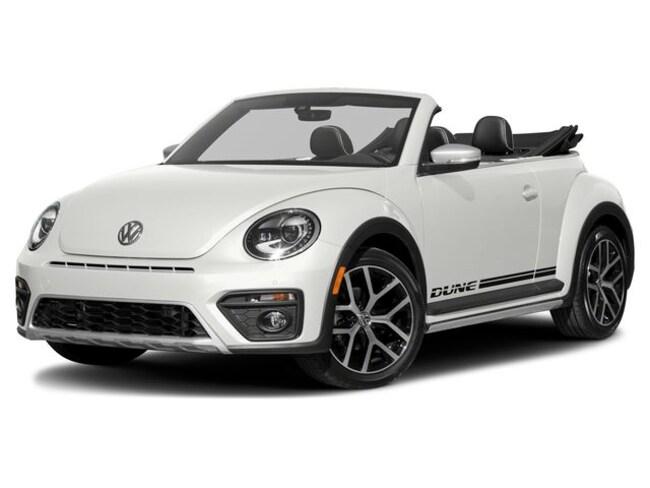 2019 Volkswagen Beetle 2.0 TSI Dune Convertible