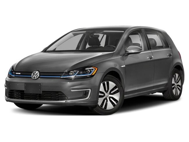 2019 Volkswagen E-Golf Hatchback