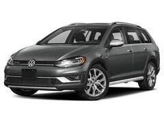 2019 Volkswagen Golf Alltrack Familiale