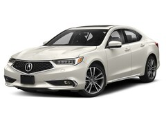 2020 Acura TLX Elite A-Spec w/Red Leather Sedan