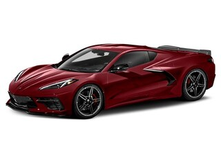 2020 Chevrolet Corvette Stingray Coupé