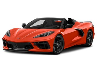 2020 Chevrolet Corvette Stingray Décapotable ou cabriolet