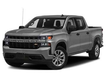2020 Chevrolet Silverado 1500 Camion