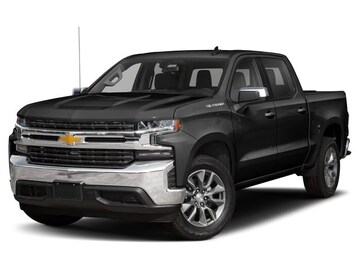 2020 Chevrolet Silverado 1500 Truck