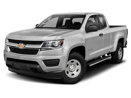 2020 Chevrolet Colorado Truck Extended Cab