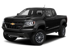 2020 Chevrolet Colorado 4WD ZR2 Truck Extended Cab