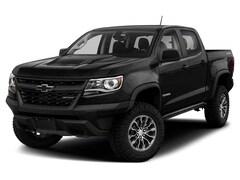 2020 Chevrolet Colorado 4WD ZR2 Truck Crew Cab