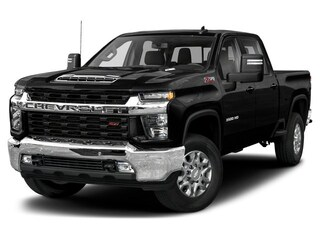 2020 Chevrolet Silverado 3500HD High Country Truck Crew Cab