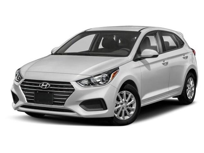 2020 Hyundai Accent Ultimate Hatchback