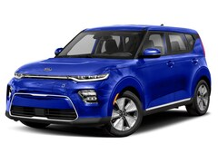 2020 Kia Soul EV EV Limited Hatchback