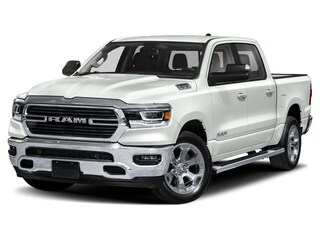 2020 Ram 1500 Big Horn Built to Serve Edition Camion cabine Crew