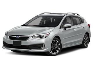 2020 Subaru Impreza Sport-tech Hatchback