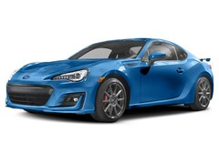 2020 Subaru BRZ Sport-tech Coupe