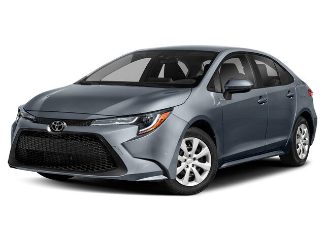 2020 Toyota Corolla LE Upgrade Package Sedan