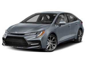 2020 Toyota Corolla SE Upgrade Package - Sunroof