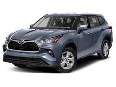2020 Toyota Highlander Hybrid Hybrid XLE SUV