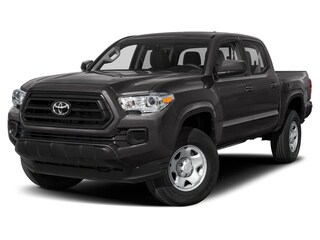 2020 Toyota Tacoma Double Cab SR5 Truck Double Cab