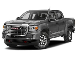 2021 GMC Canyon AT4 w/Leather Camion cabine Crew