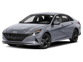 2021 Hyundai Elantra Preferred w/Sun & Tech Package Sedan