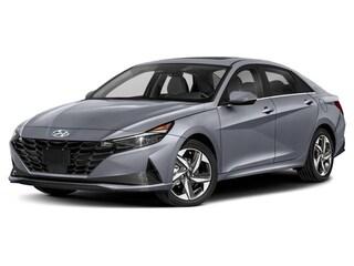 2021 Hyundai Elantra HEV Ultimate w/Two-Tone Interior Sedan