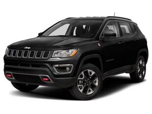 2021 Jeep Compass Trailhawk Elite SUV