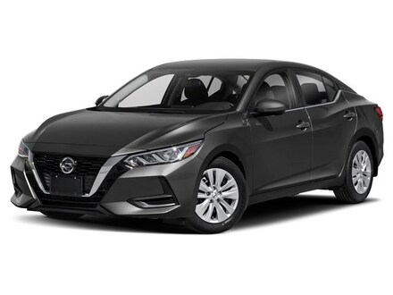 2021 Nissan Sentra S Plus Sedan