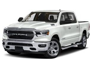 2021 Ram 1500 Built to Serve Truck Crew Cab