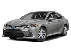 2021 Toyota Camry Hybrid SE Upgrade Sedan