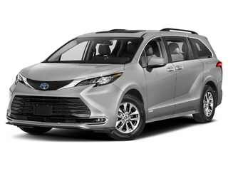2021 Toyota Sienna XLE Van Passenger Van