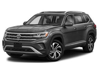 2021 Volkswagen Atlas 3.6L V6 SEL Premium R-Line Sport Utility
