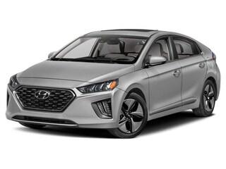 2022 Hyundai Ioniq Hybrid Ultimate Hatchback