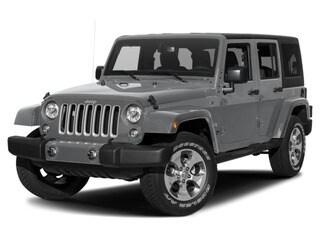2018 Jeep Wrangler Unlimited JK Sahara 4WD