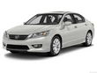 2013 Honda Accord EX-L V6 & LEATHER & SUNROOF & BACK UP CAMERA Sedan