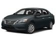 2015 Nissan Sentra 1.8 S Sedan