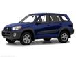 2001 Toyota Rav4 4X4 & SUV