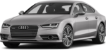 2013 Audi A7 Sedan
