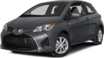 2013 Toyota Yaris Car